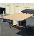 ARB Awning 2000 - (Requires a Roof Rack or Roof Basket)