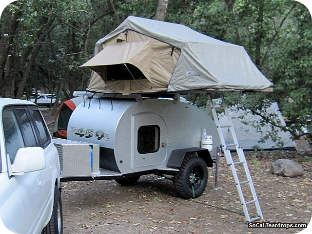 Treeline Teardrops Options Options Arb Rooftop Tent