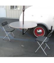 Removable 40'' Round / Cafe Table