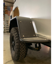 Off Road - Tube Style Fenders